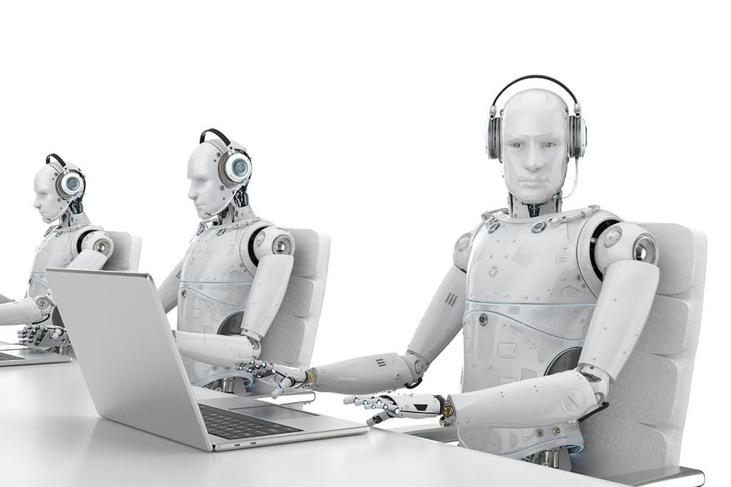 Robo Call Center