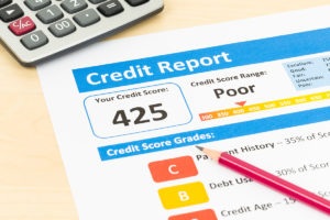 False reporting to credit bureaus