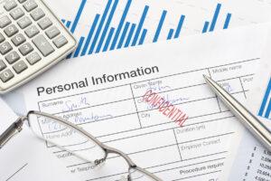 Confidential Credit Report