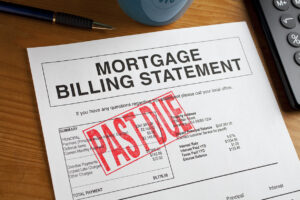 Past Due Mortgage Statement